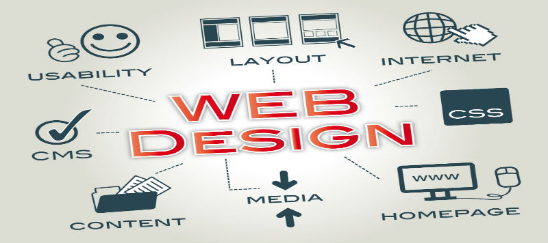 Web designing service by Xantel Corporation