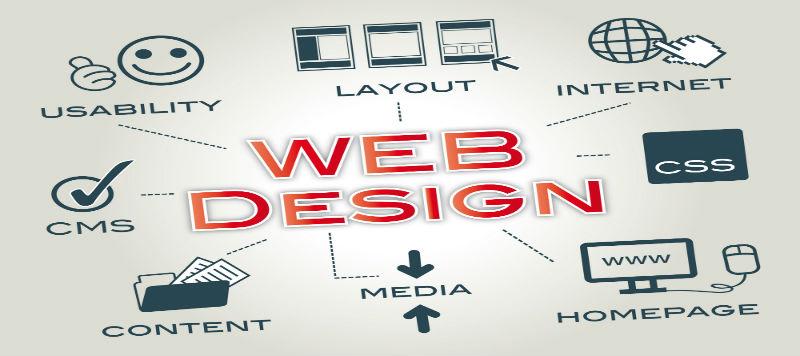 Web designing service by Xantel Corporation